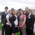 Teilnahme an einer Sitzung des europ. Jugendparlaments