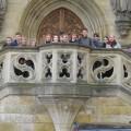 Exkursion der Comenius-AG mit den tschechischen Schülern aus Slavicin