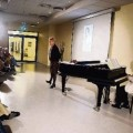 Liederabend mit Elisabeth Arend