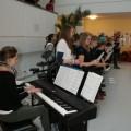 Fachschaft Musik freut sich über Stage-Piano