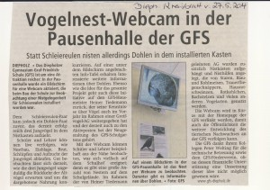 GFS-Webcam