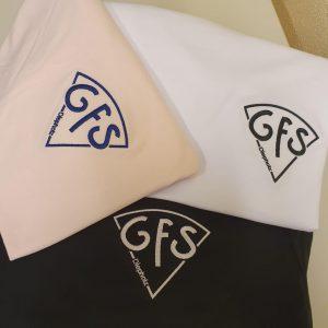 GFS T-Shirts in drei Farben